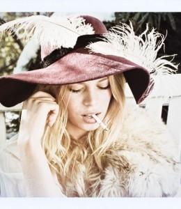 sombrero de ana